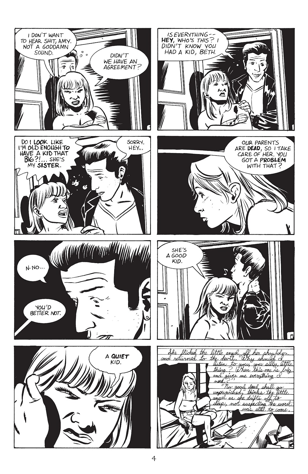 Stray Bullets Issue #15 #15 - English 6