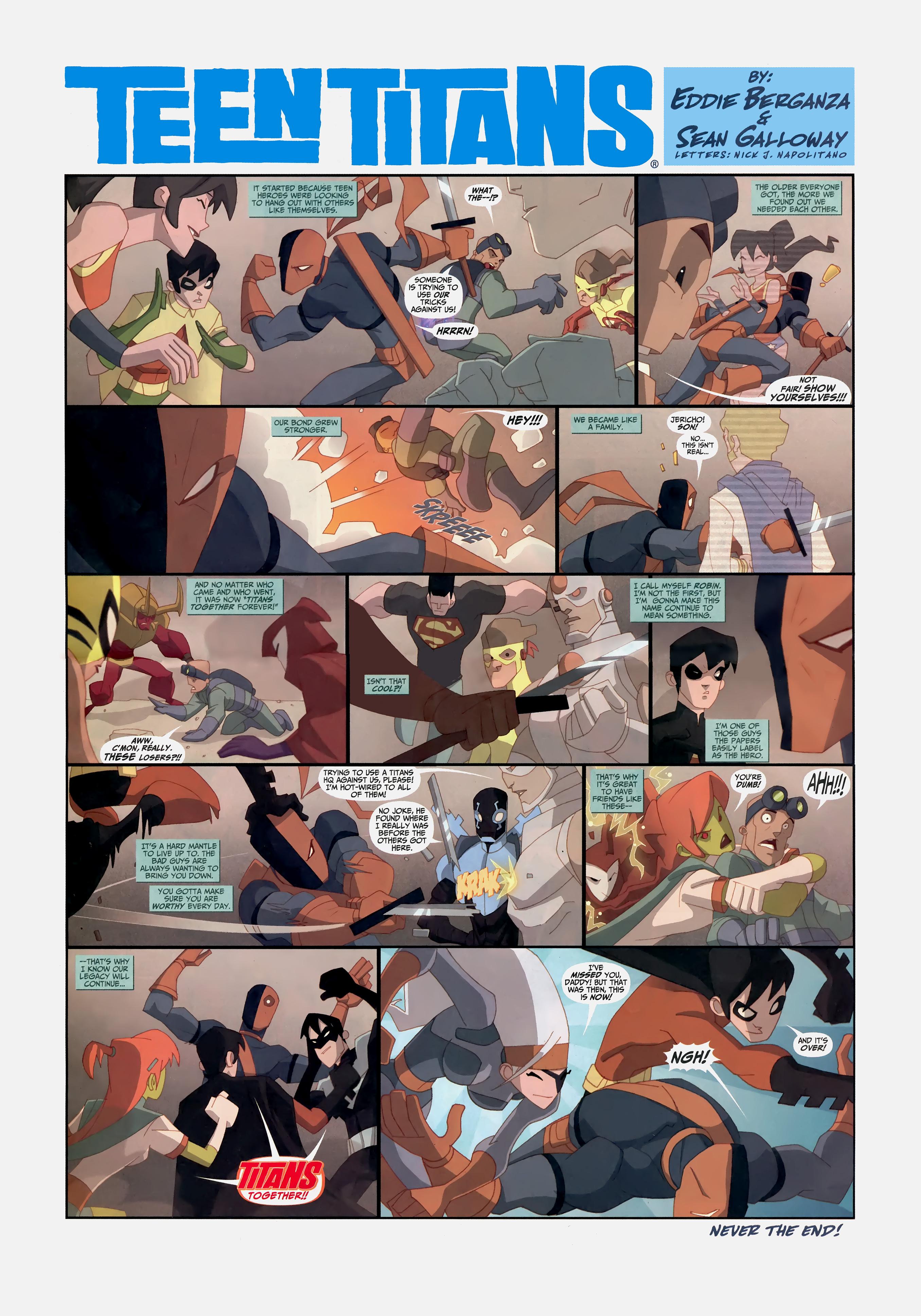 Read online Wednesday Comics comic -  Issue #12 - 8