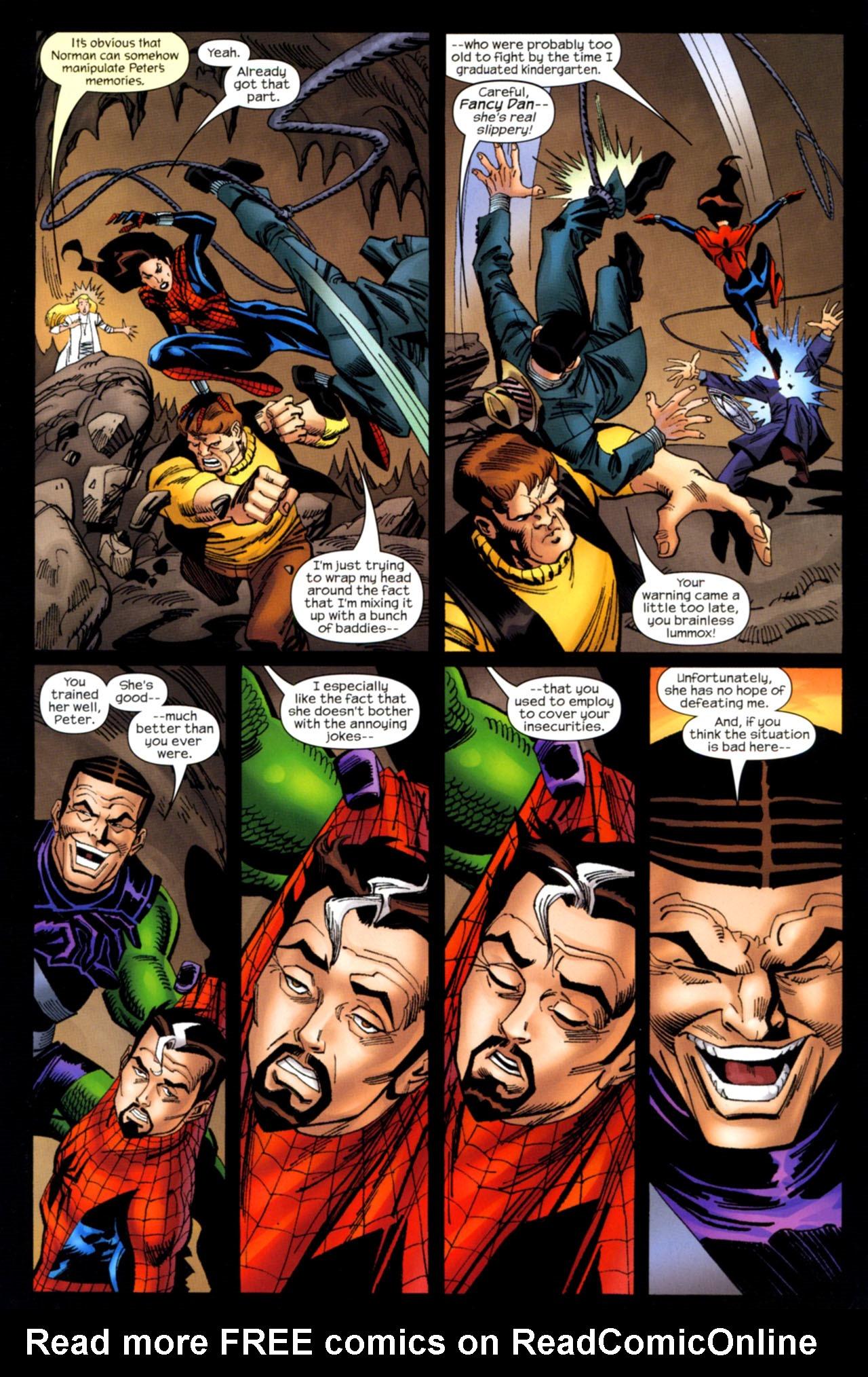 Amazing Spider-Girl #30 #31 - English 6