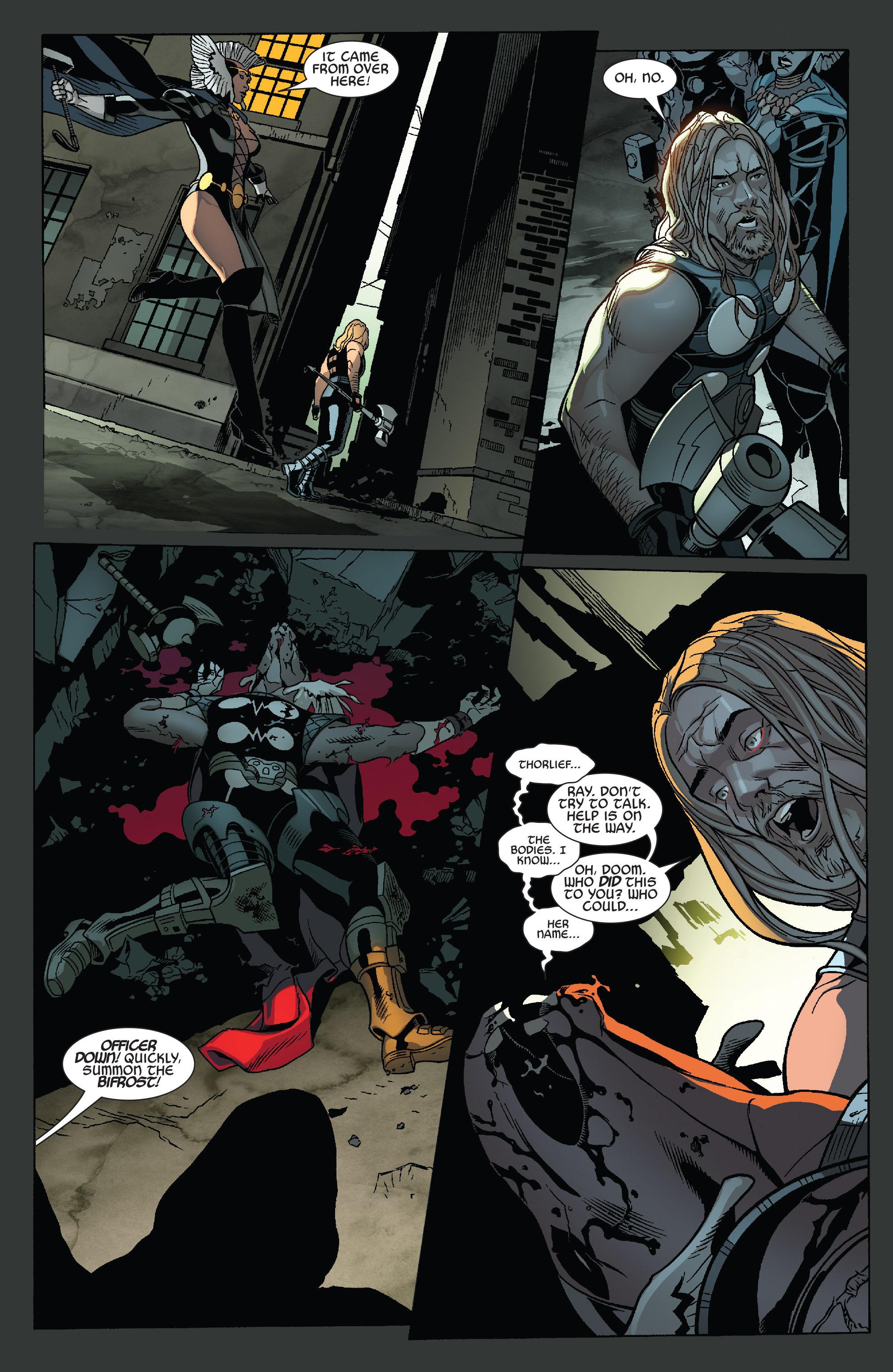 Thors #1 #4 - English 20