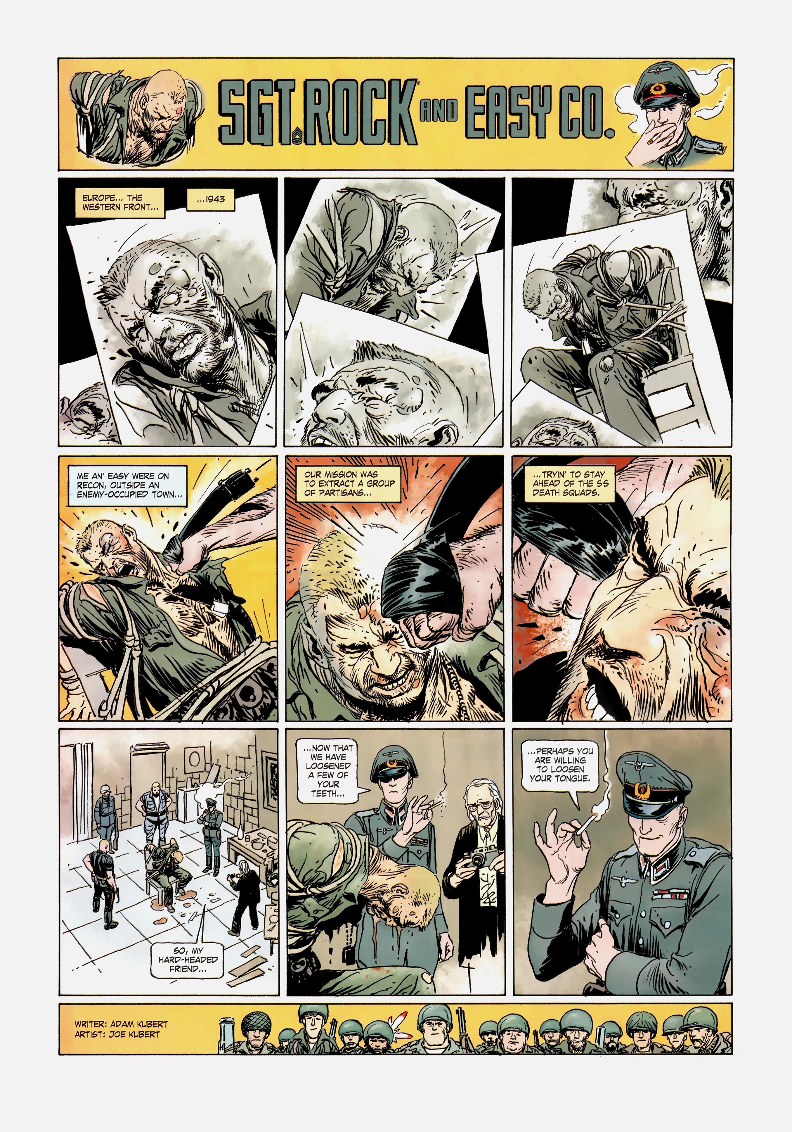 Read online Wednesday Comics comic -  Issue #1 - 14