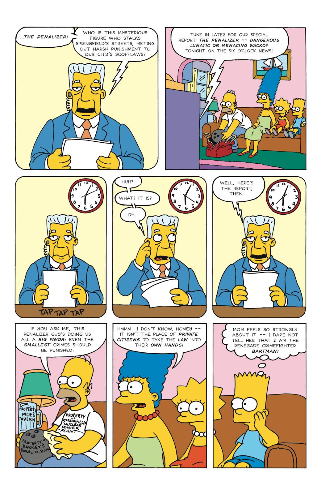Read online Bartman comic -  Issue #2 - 6