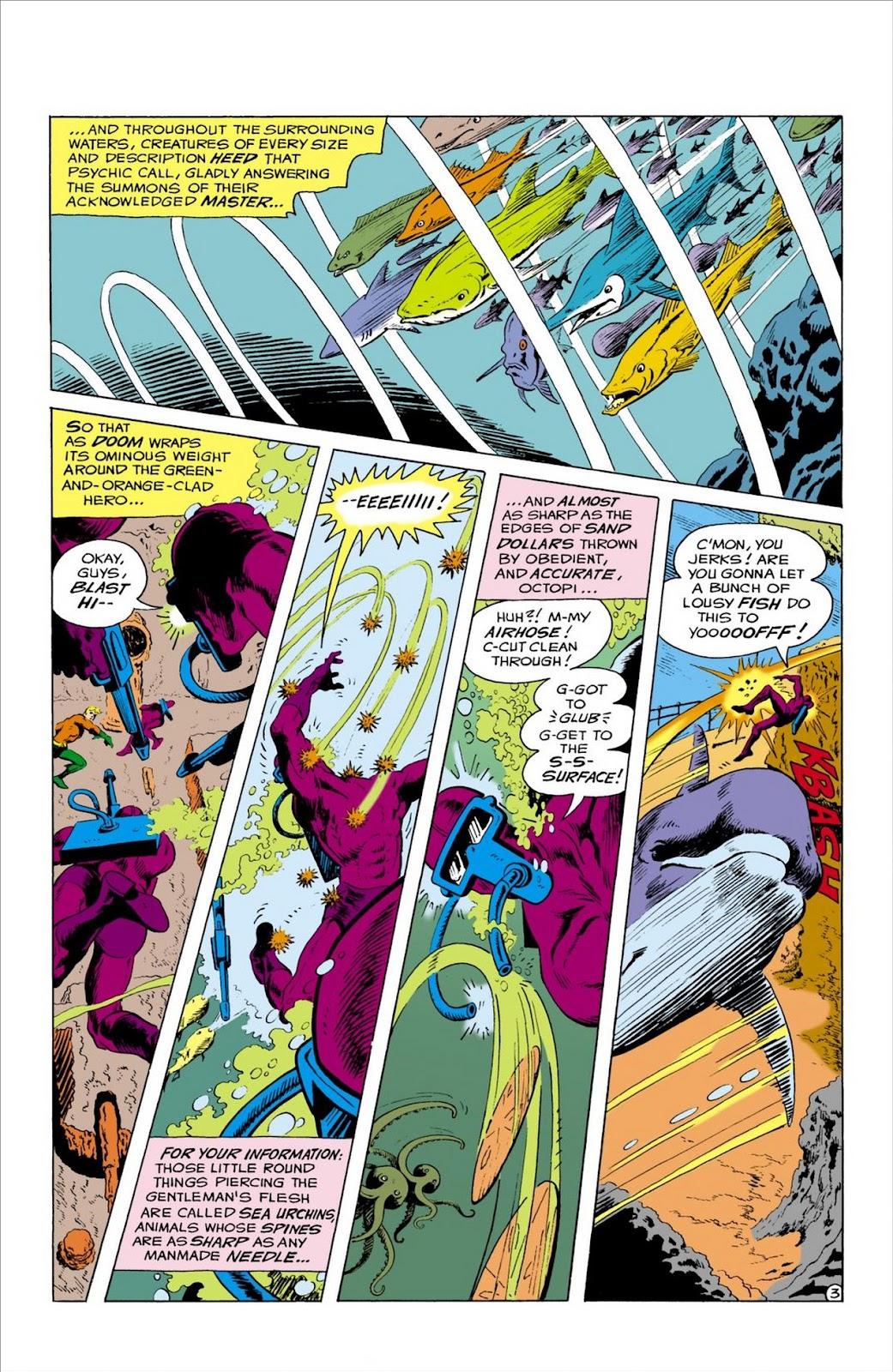 Aquaman (1962) Issue #57 #57 - English 4