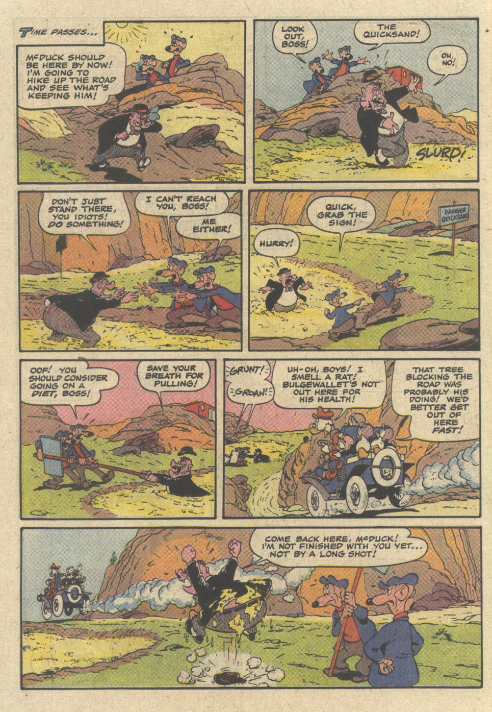 Uncle Scrooge (1953) Issue #239 #239 - English 14