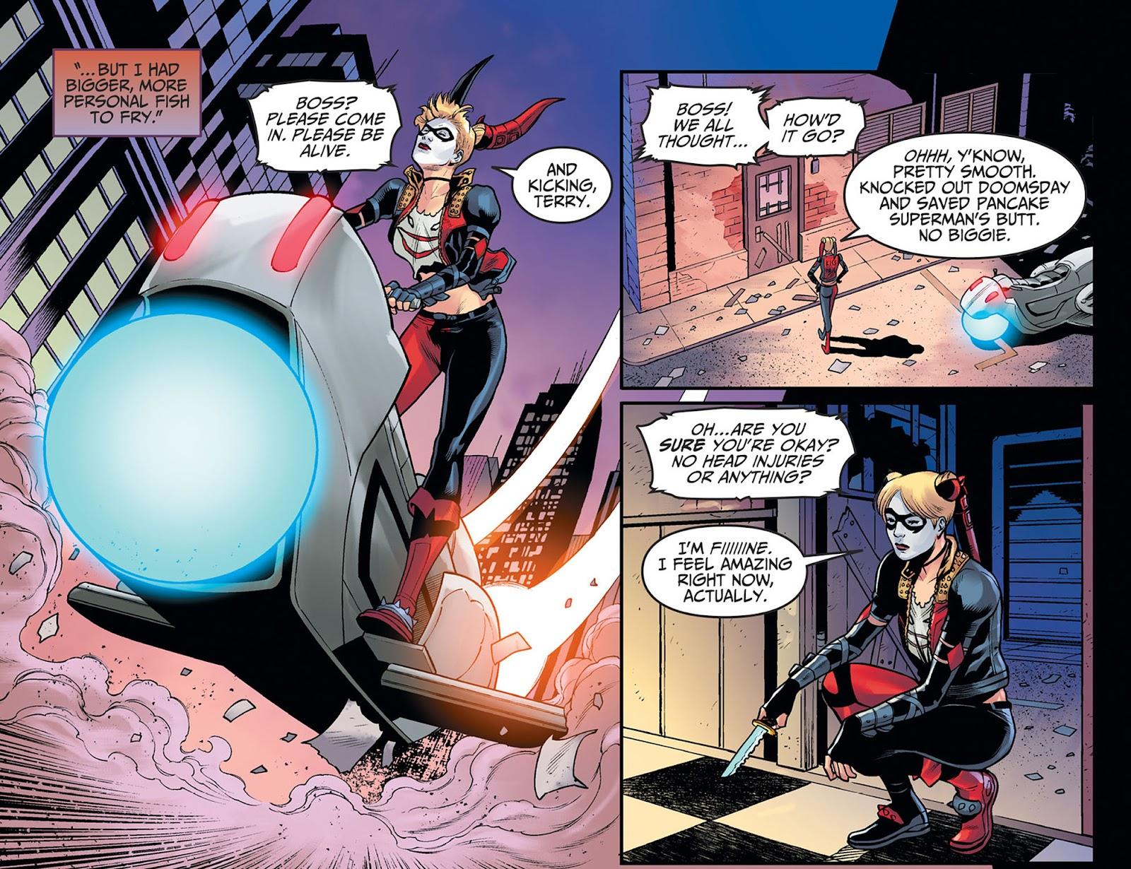 Injustice: Ground Zero Issue #24 #24 - English 8