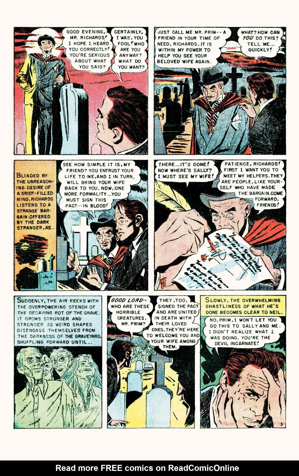 Haunted Horror Issue #6 #6 - English 37