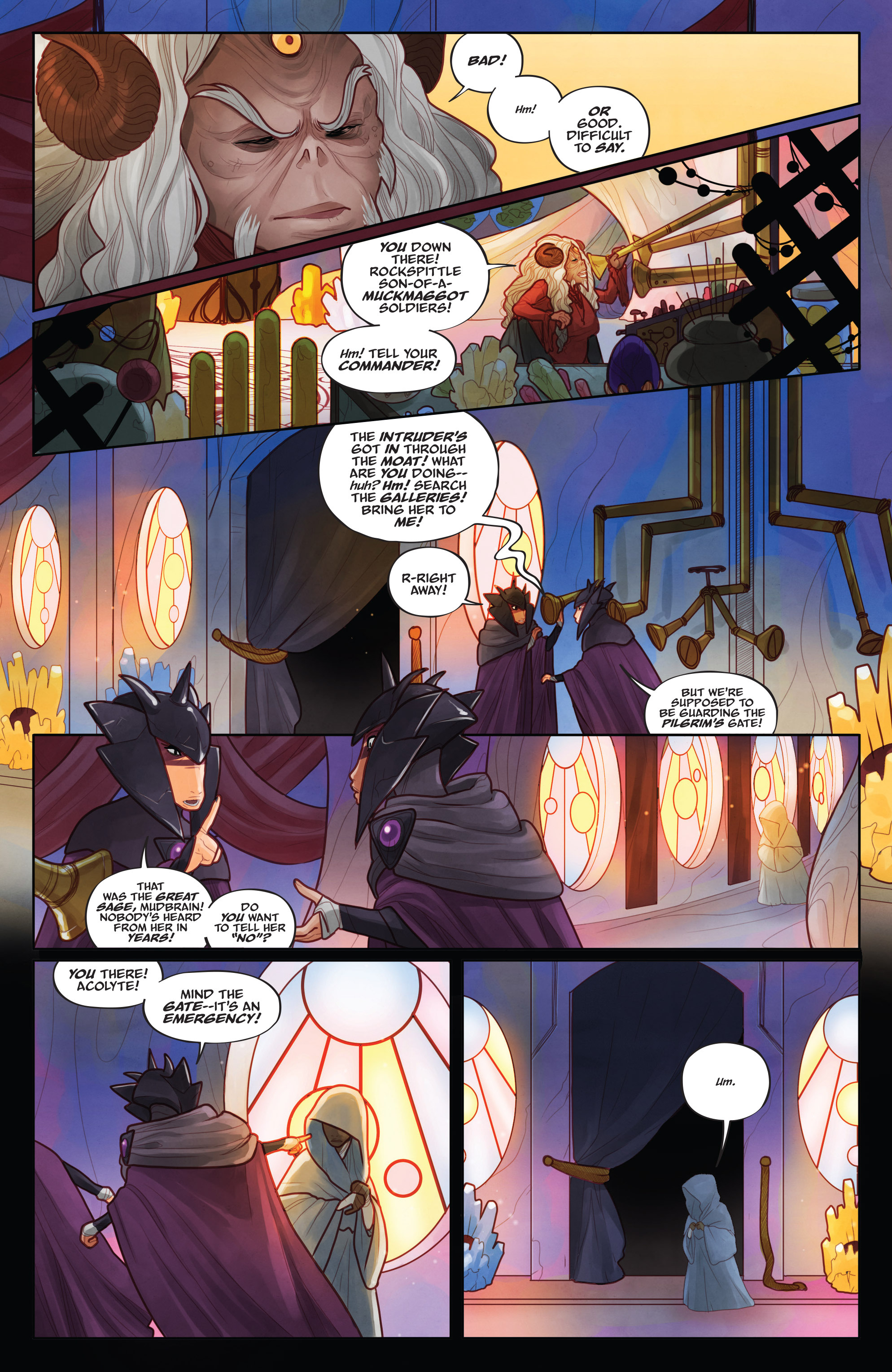 The Power of the Dark Crystal 1 Page 13