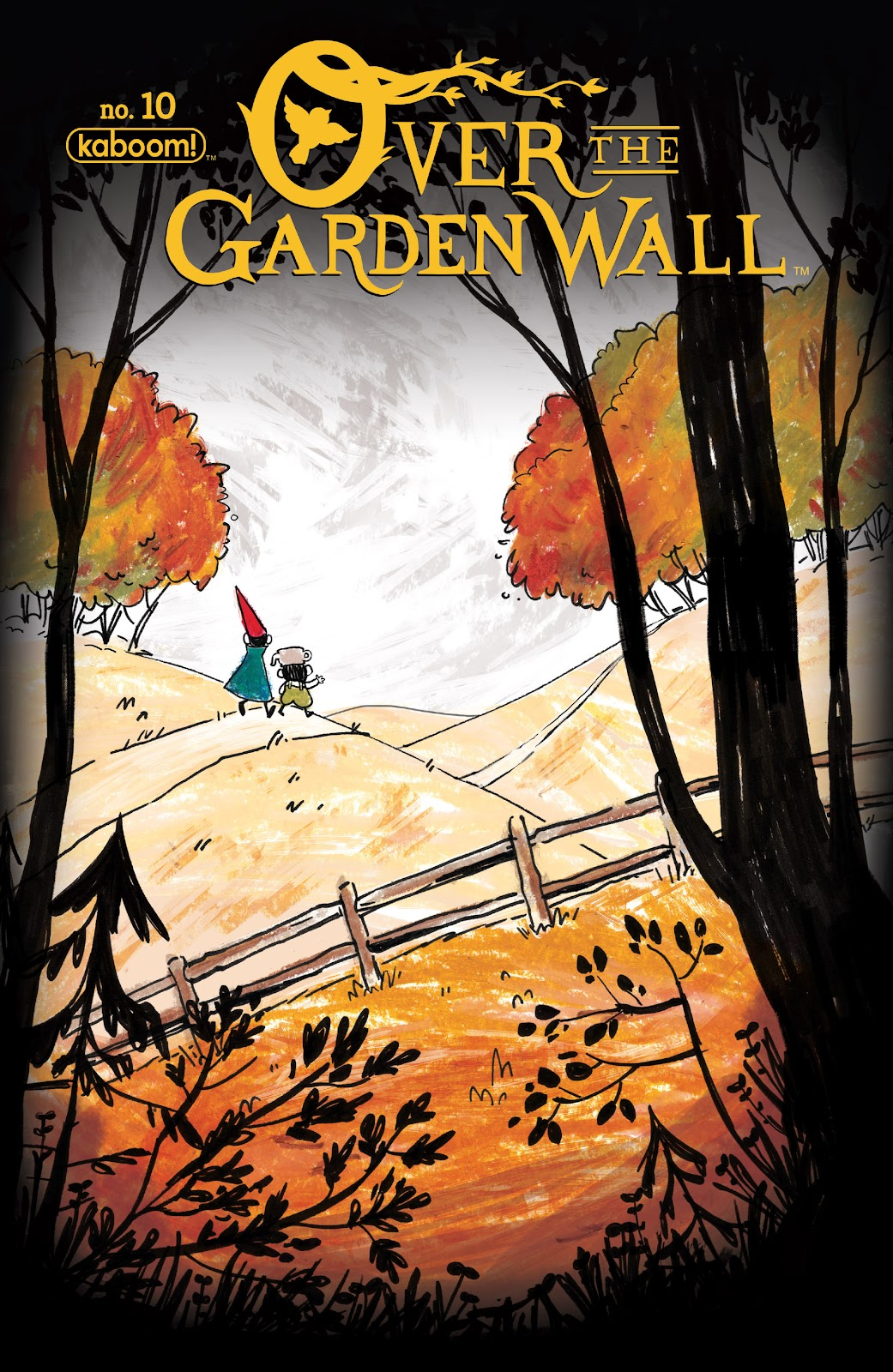Over the Garden Wall (2016) Issue #10 #10 - English 1