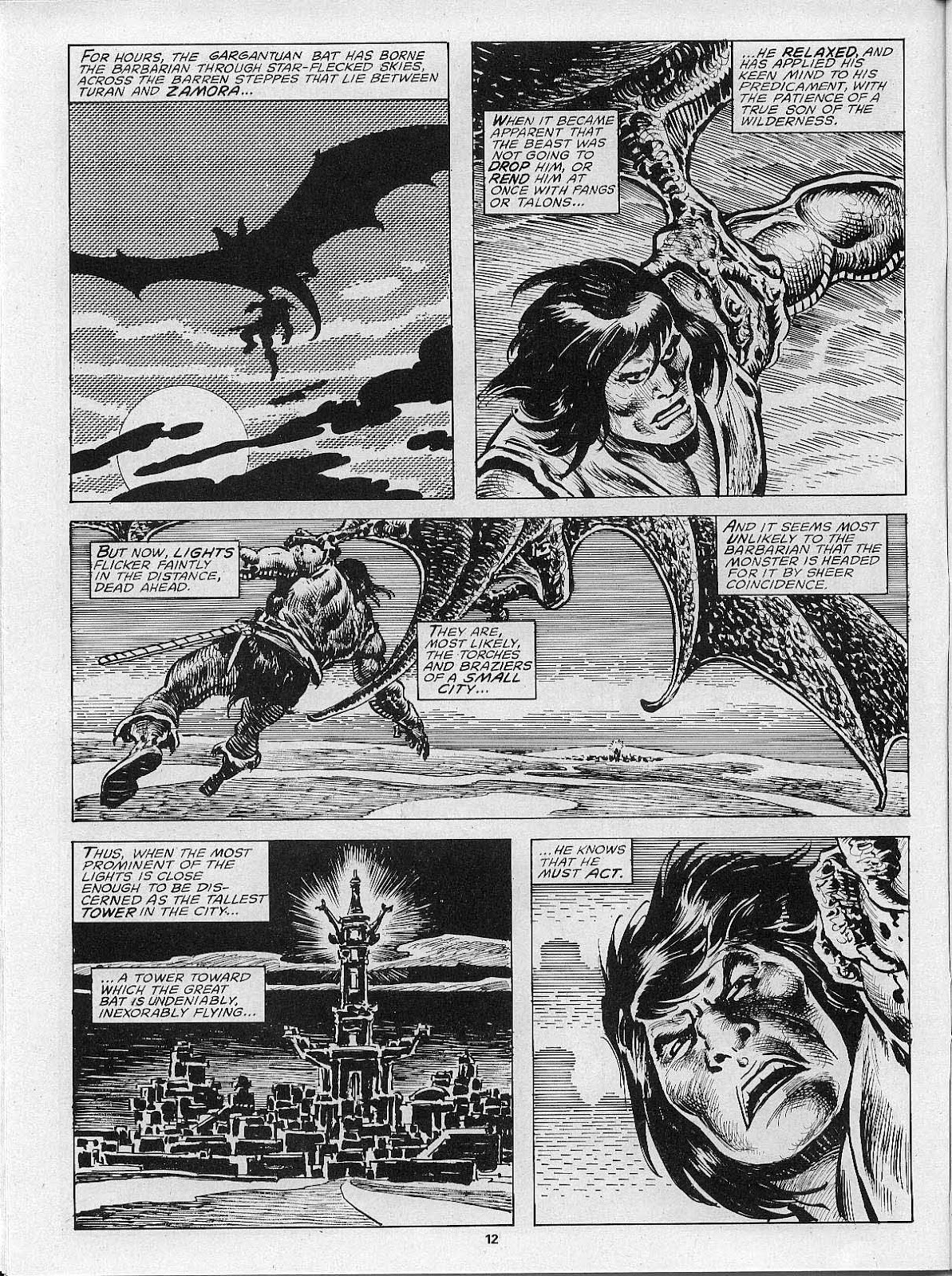 The Savage Sword Of Conan Issue #200 #201 - English 14