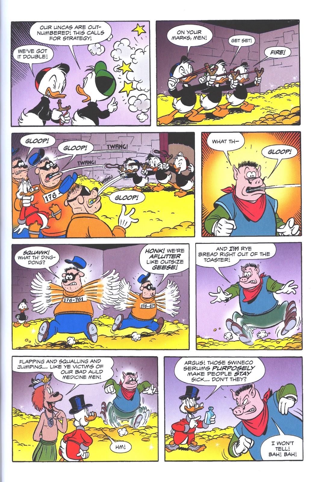 Uncle Scrooge (1953) Issue #369 #369 - English 23