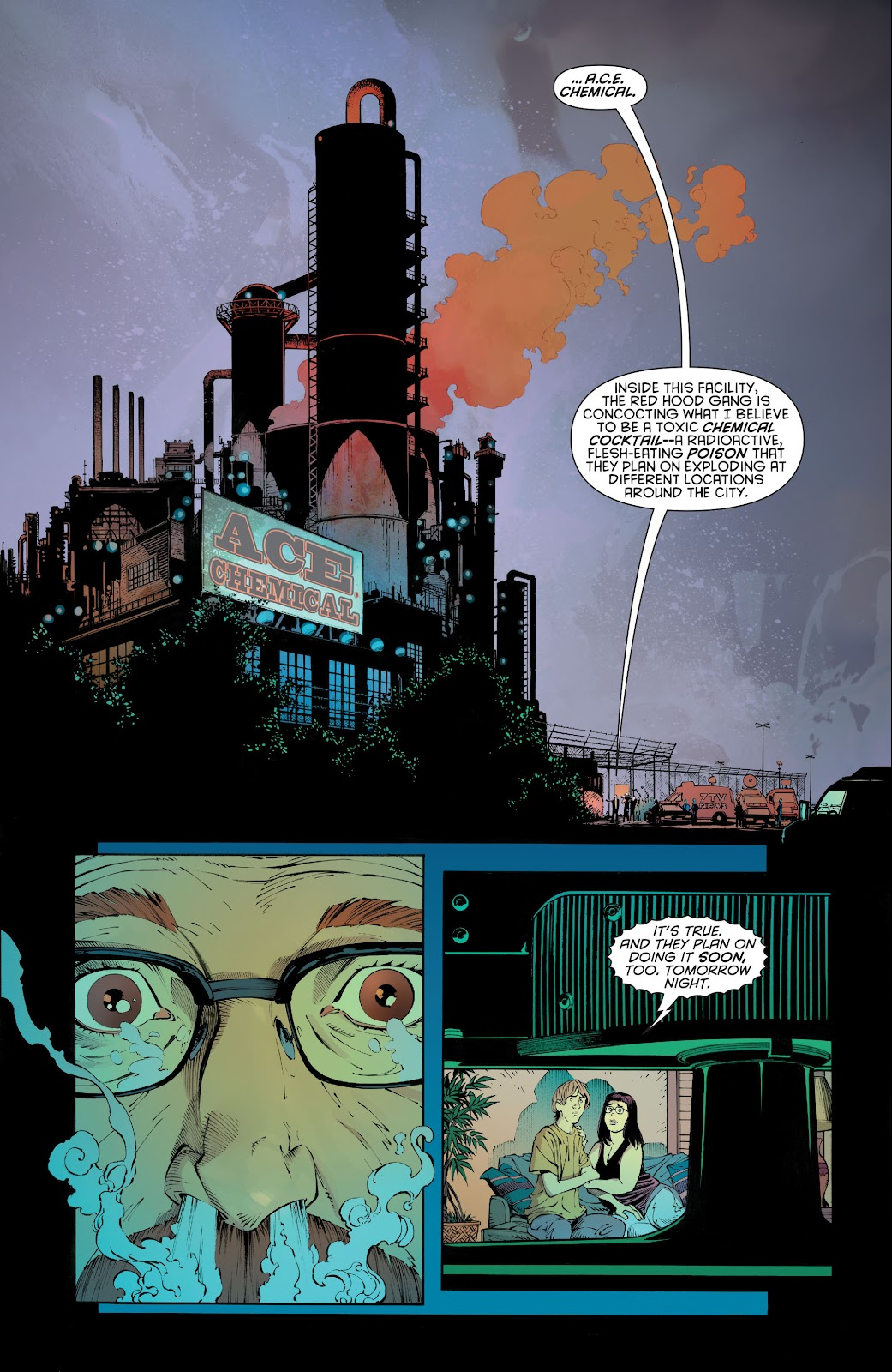 Batman (2011) Issue #24 #43 - English 19