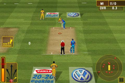 cricket games  for free