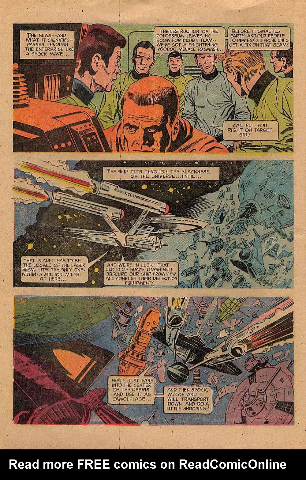 Star Trek (1967) Issue #7 #7 - English 11