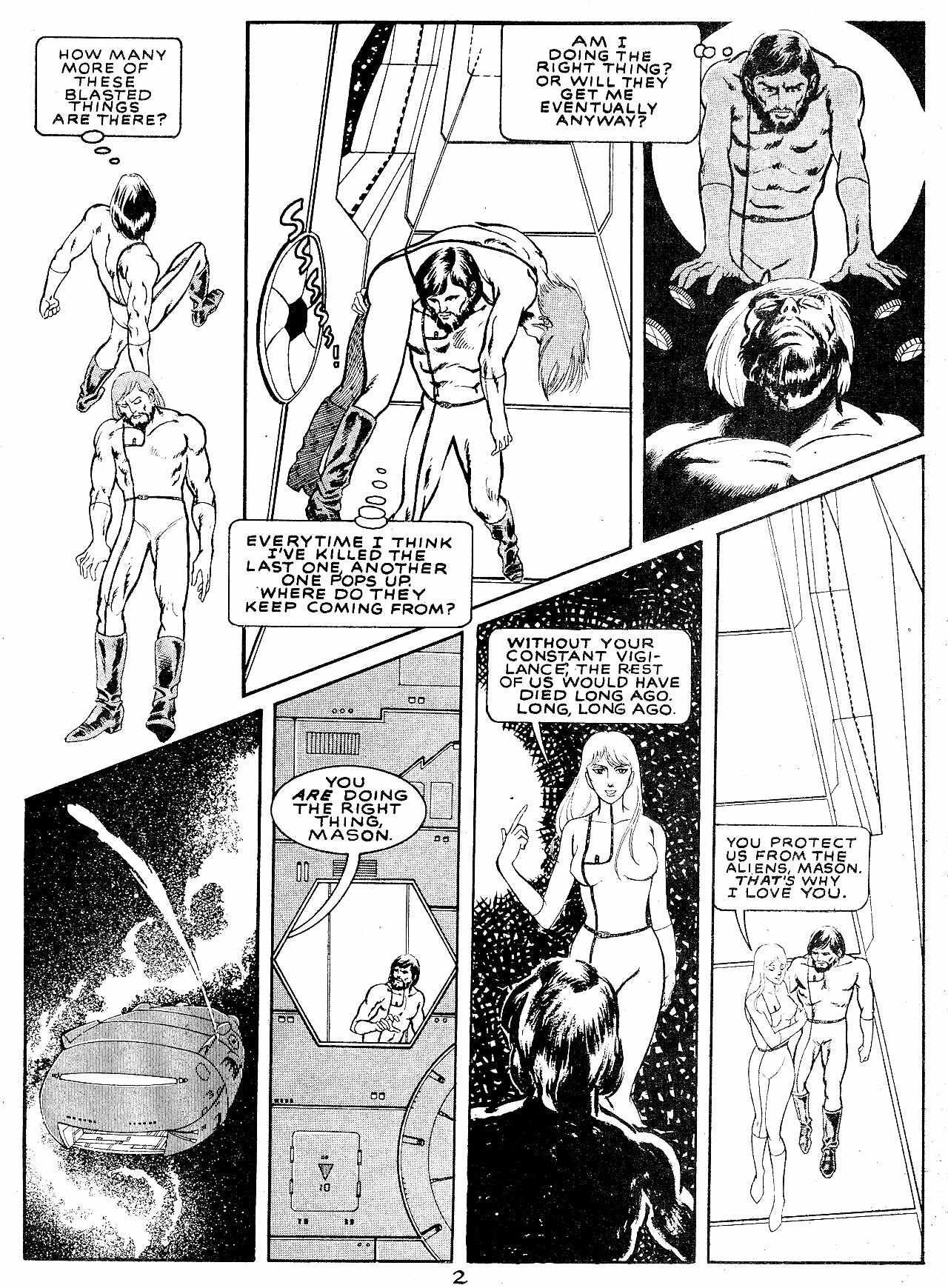 Read online Star*Reach comic -  Issue #18 - 24