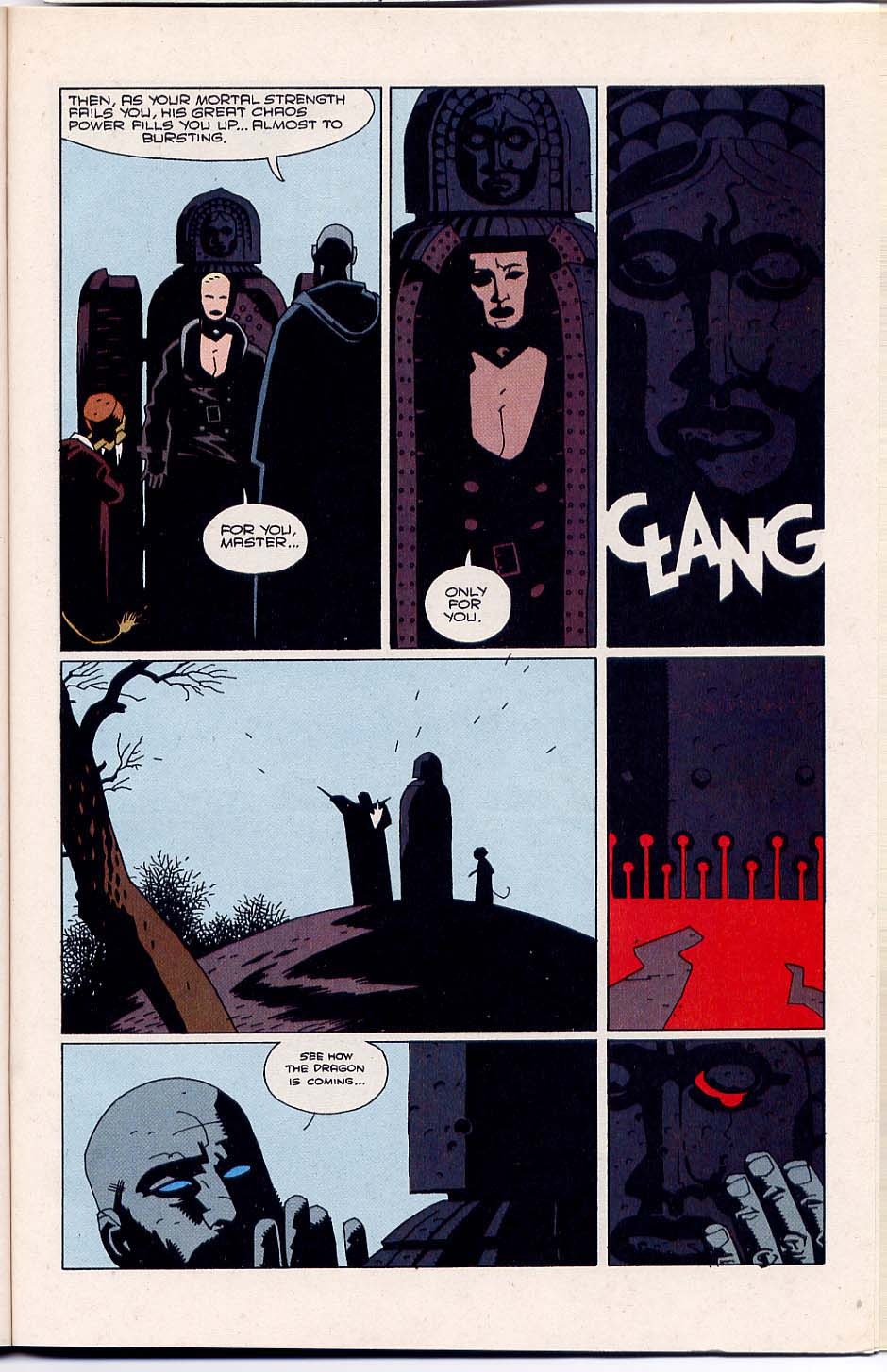 Hellboy: Wake the Devil Issue #4 #4 - English 17