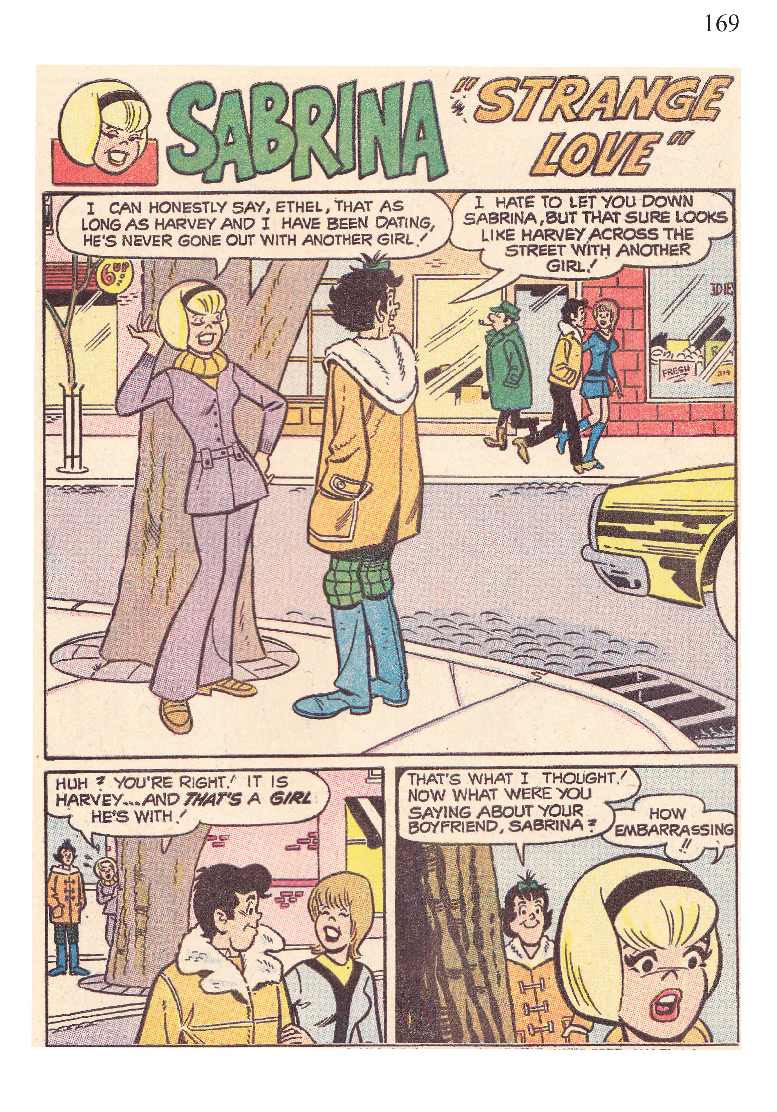 Read online The Best of Archie Comics comic -  Issue # TPB 2 (Part 1) - 171