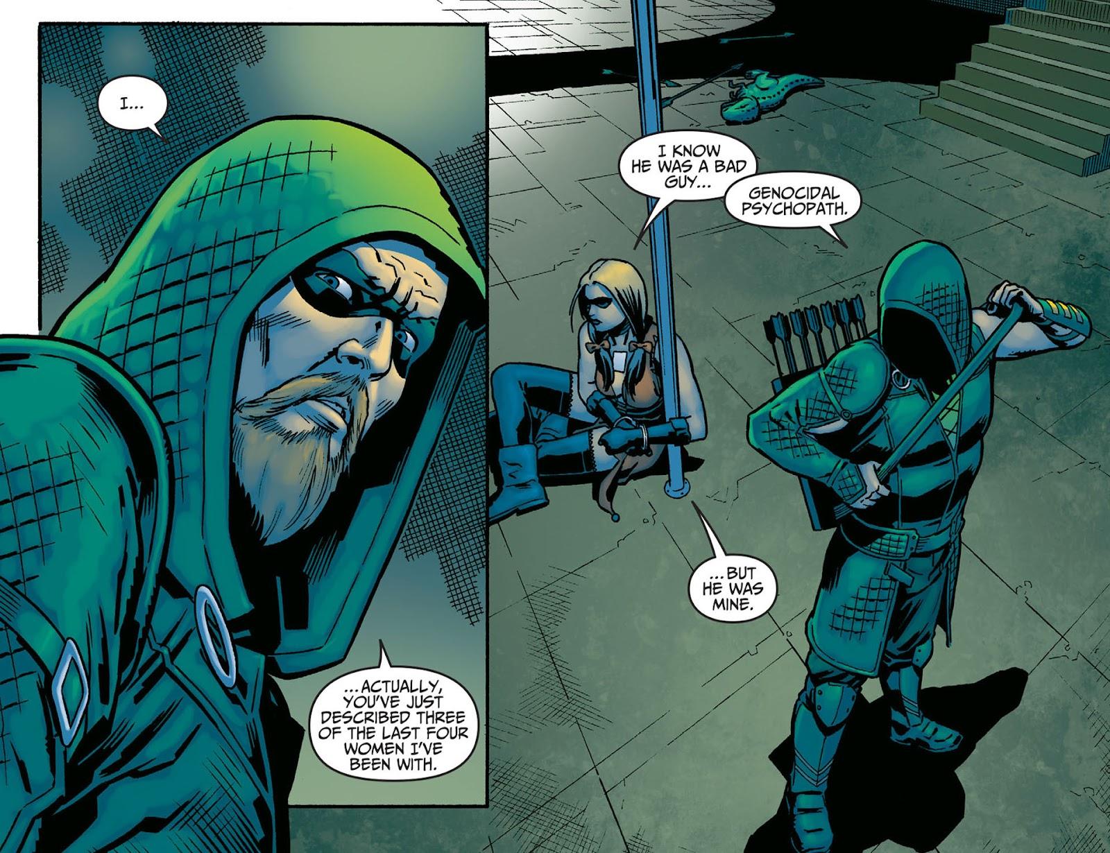 Injustice: Gods Among Us [I] Issue #5 #6 - English 20