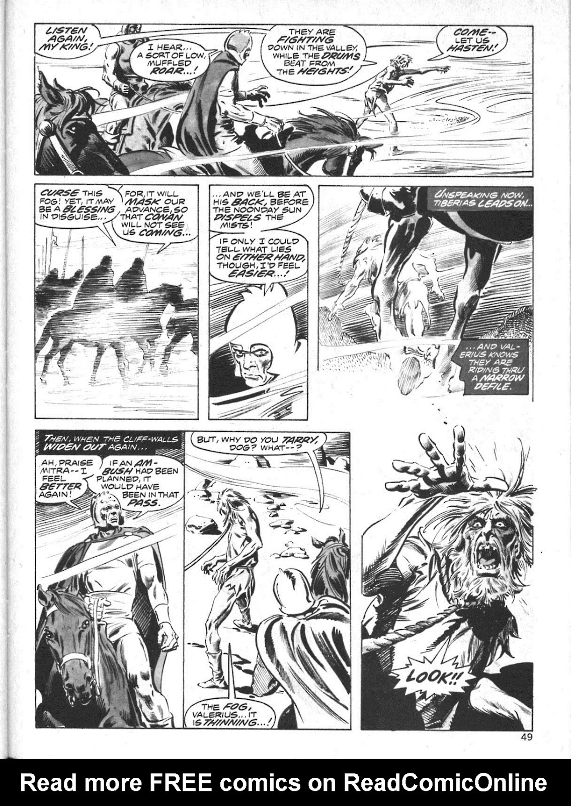 The Savage Sword Of Conan Issue #10 #11 - English 38