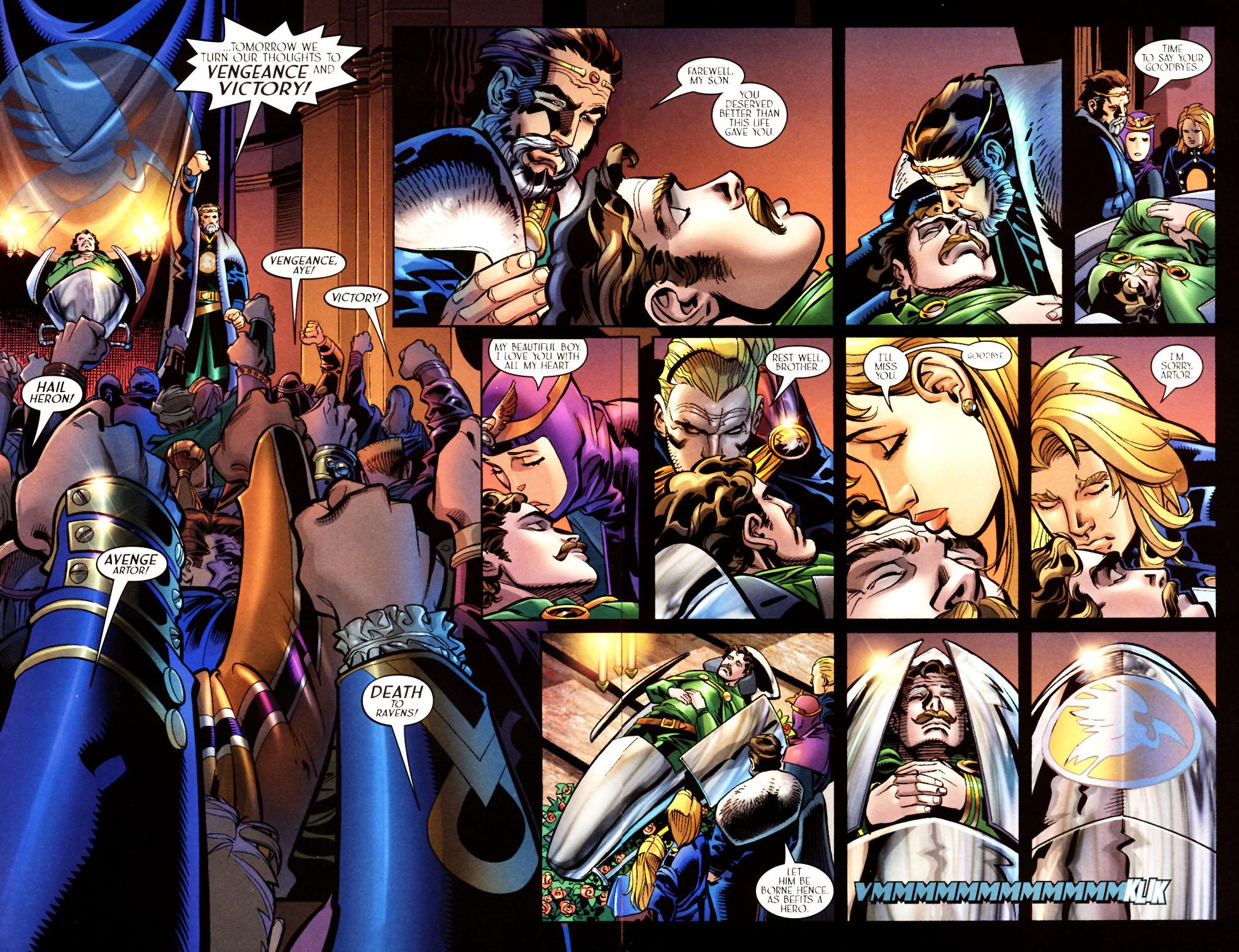 Read online Scion comic -  Issue #7 - 11