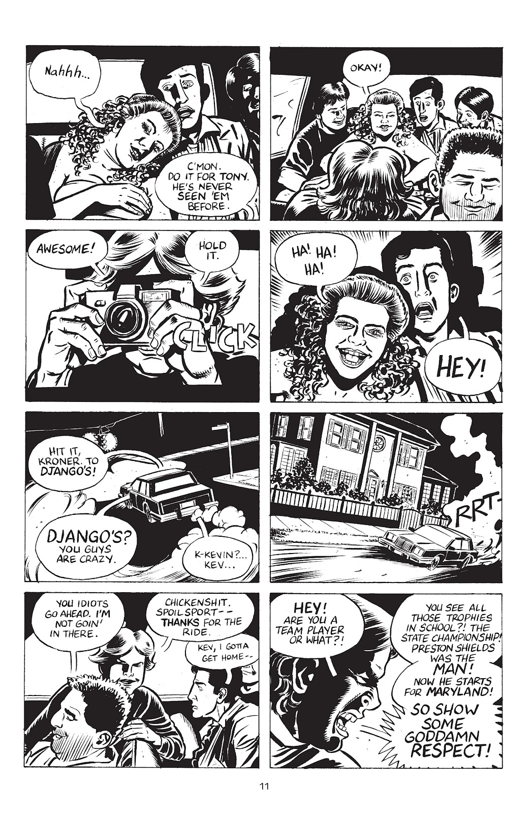 Stray Bullets Issue #35 #35 - English 13