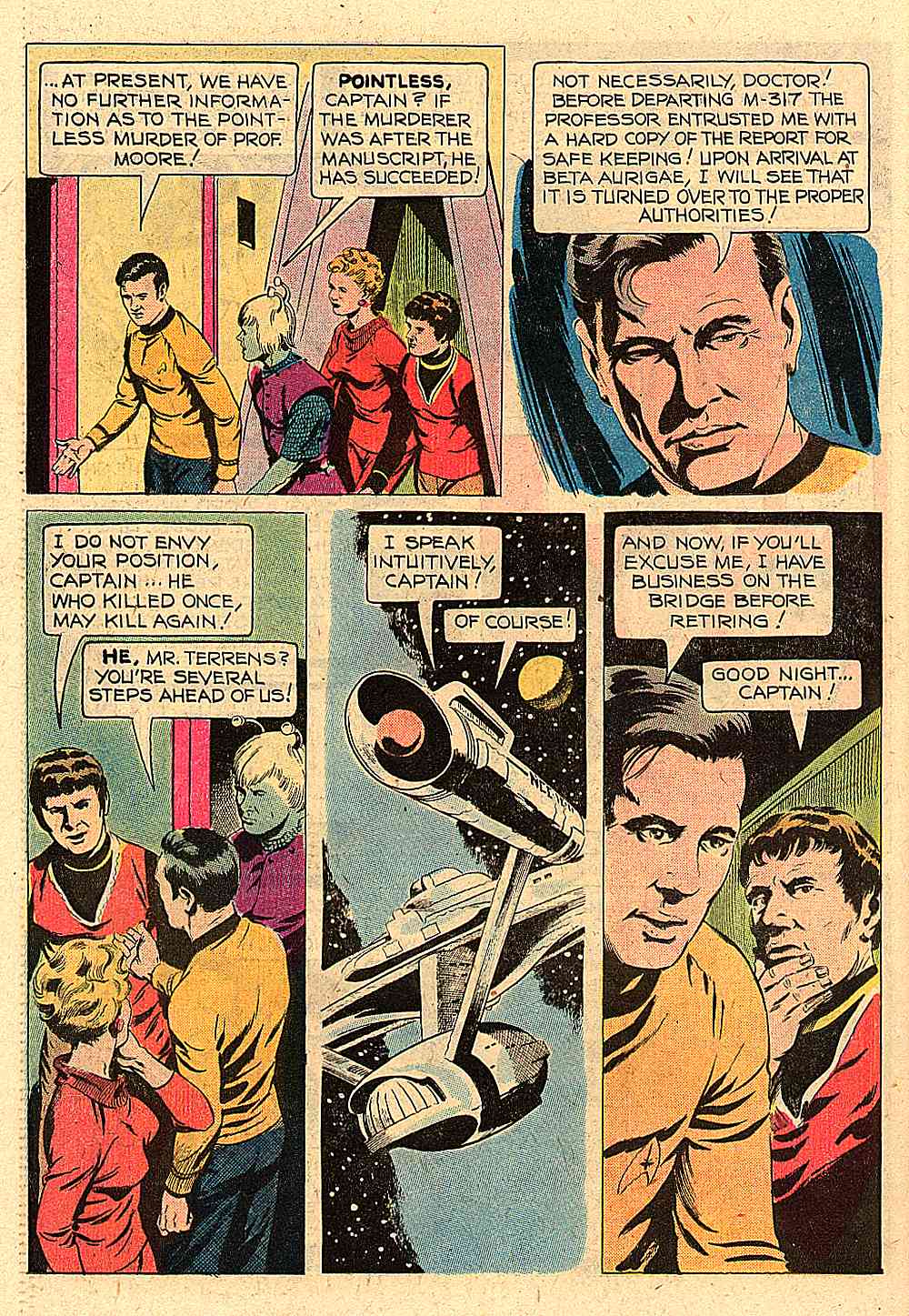 Star Trek (1967) #48 #48 - English 18