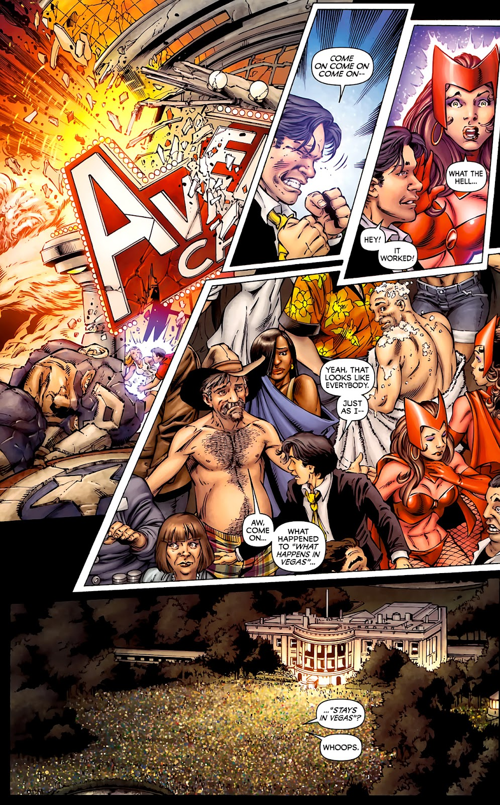 Incredible Hulks (2010) Issue #631 #21 - English 14