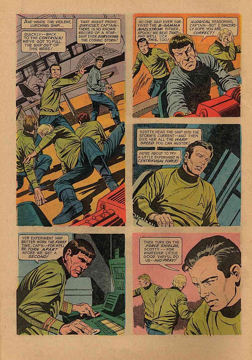 Star Trek (1967) Issue #15 #15 - English 5