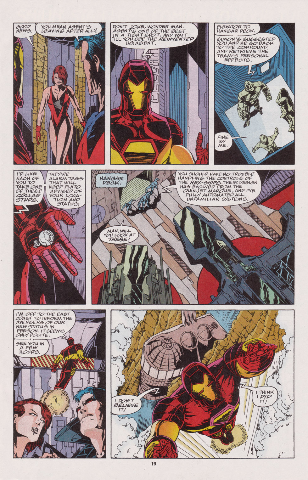 Force Works Issue #1 #1 - English 17