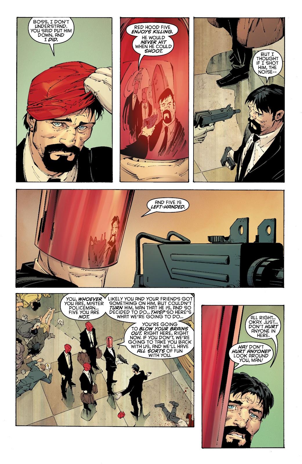 Batman (2011) Issue #0 #15 - English 6