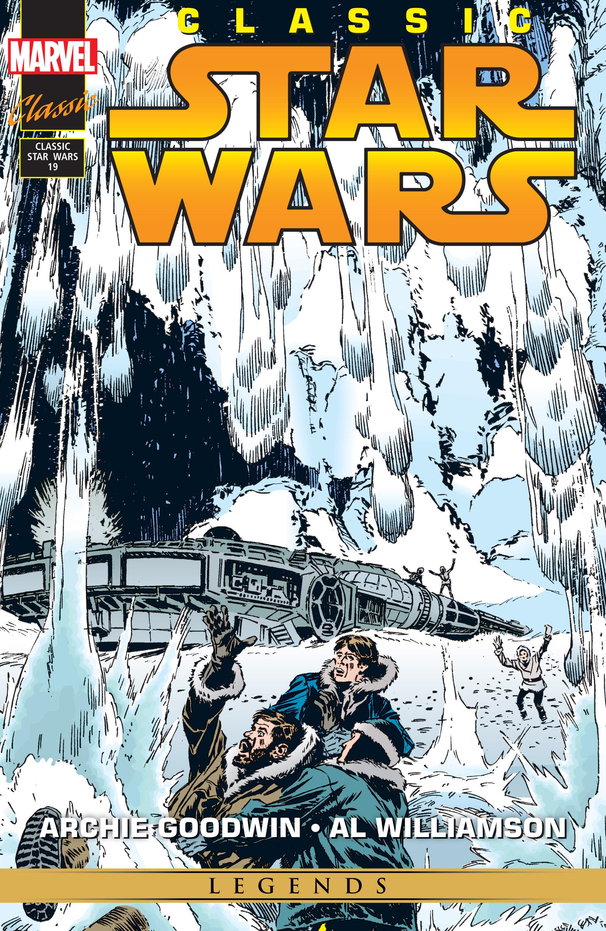 Classic Star Wars #19 #19 - English 1