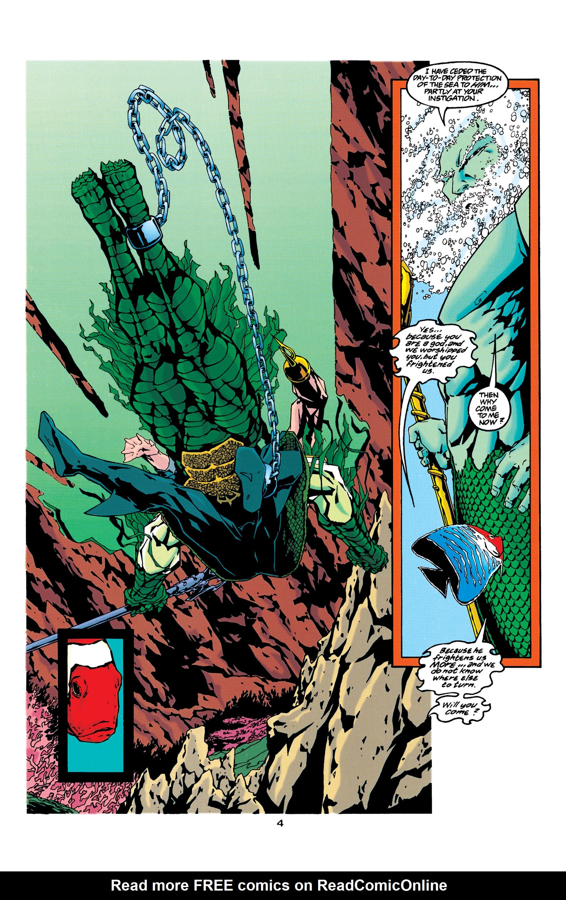 Read online Aquaman (1994) comic -  Issue #34 - 4