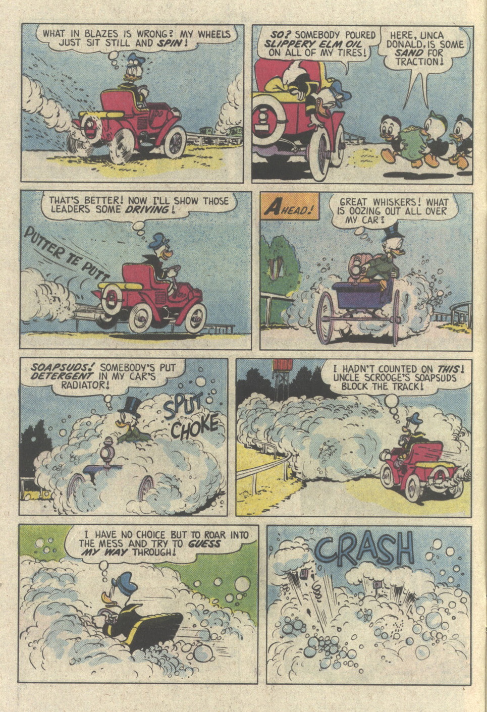 Uncle Scrooge (1953) Issue #228 #228 - English 8