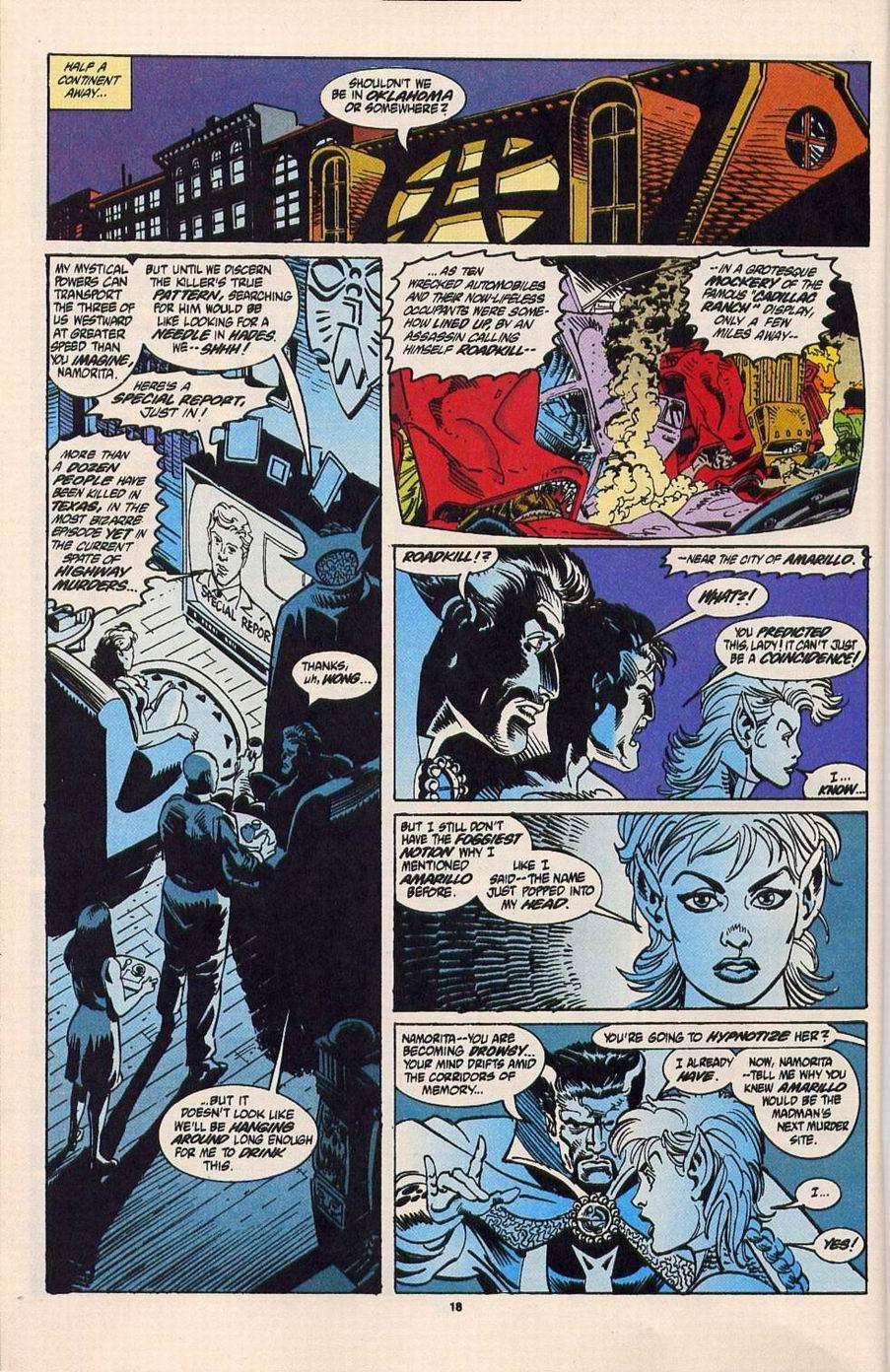 Read online Secret Defenders comic -  Issue #4 - 13