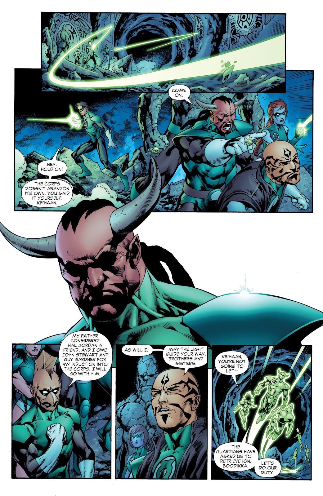 Green Lantern: The Sinestro Corps War Full #1 - English 109