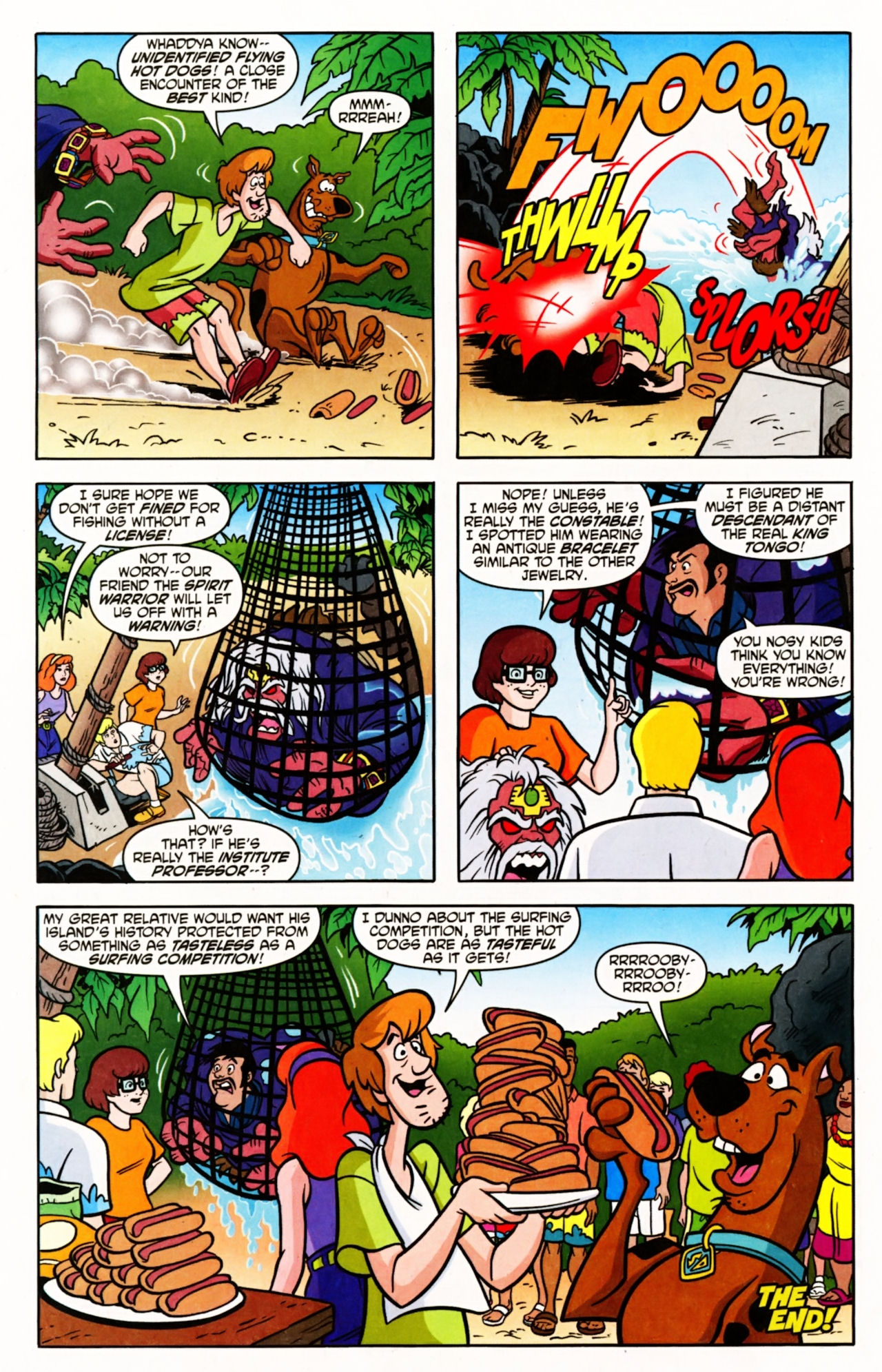 Read online Scooby-Doo (1997) comic -  Issue #151 - 21
