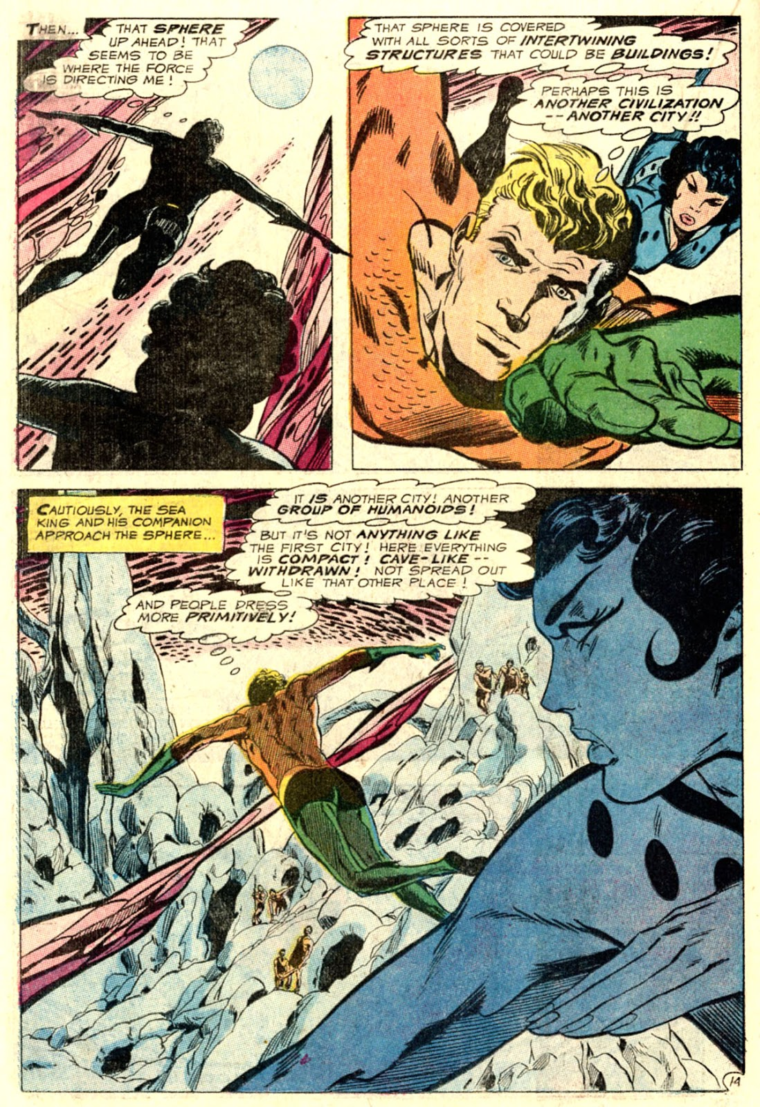 Aquaman (1962) Issue #51 #51 - English 18