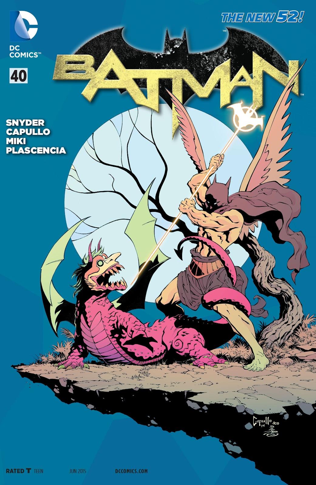 Batman (2011) Issue #40 #59 - English 4