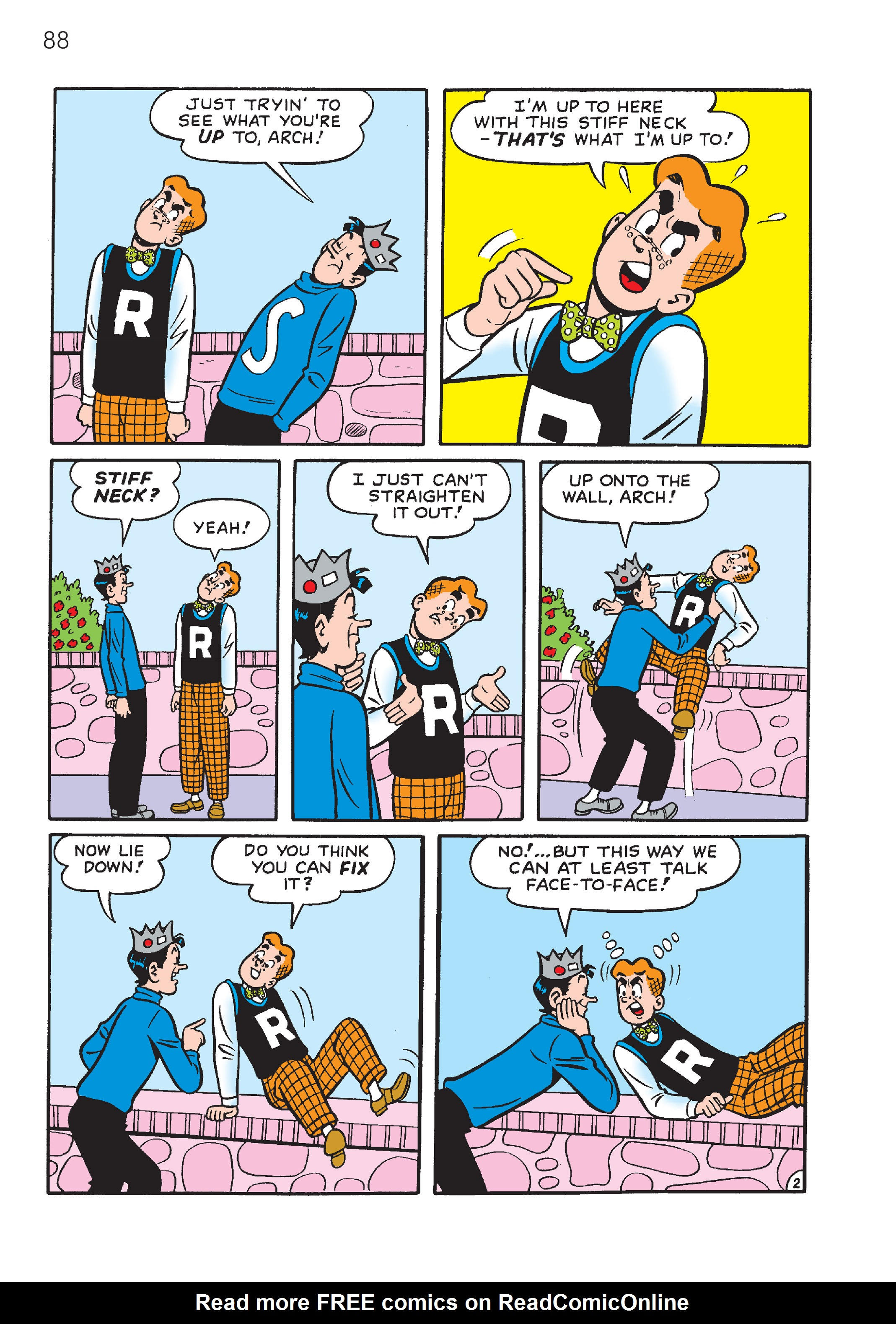 Read online The Best of Archie Comics comic -  Issue # TPB 4 (Part 1) - 89