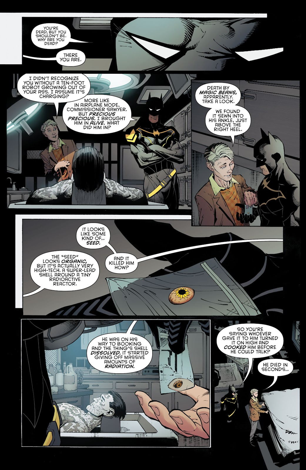 Batman (2011) Issue #42 #61 - English 14
