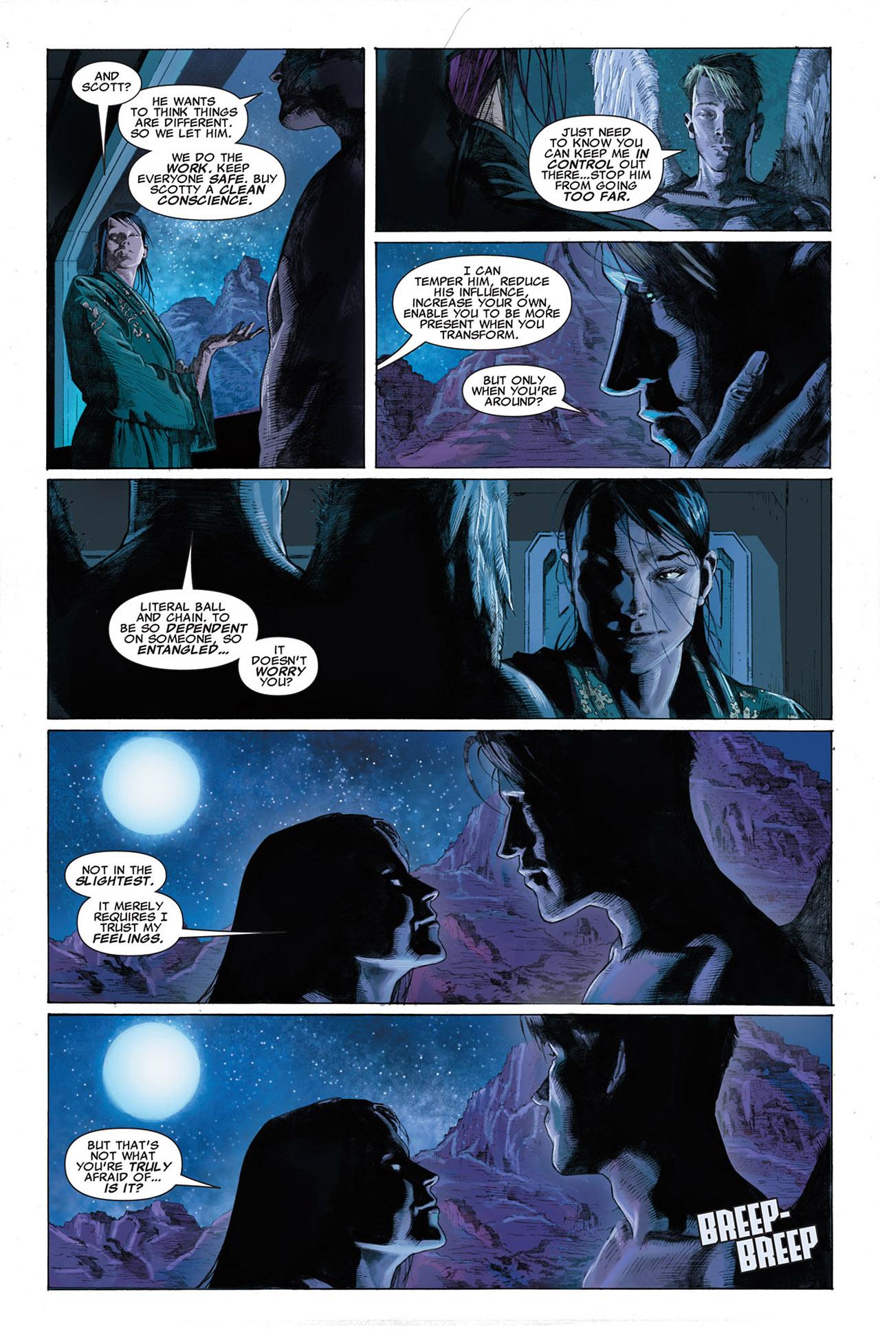 Uncanny X-Force (2010) #1 #37 - English 9