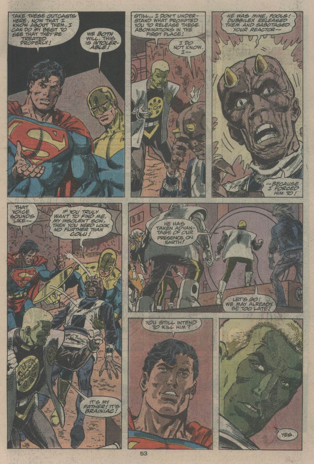 Adventures of Superman (1987) _Annual_2 Page 52