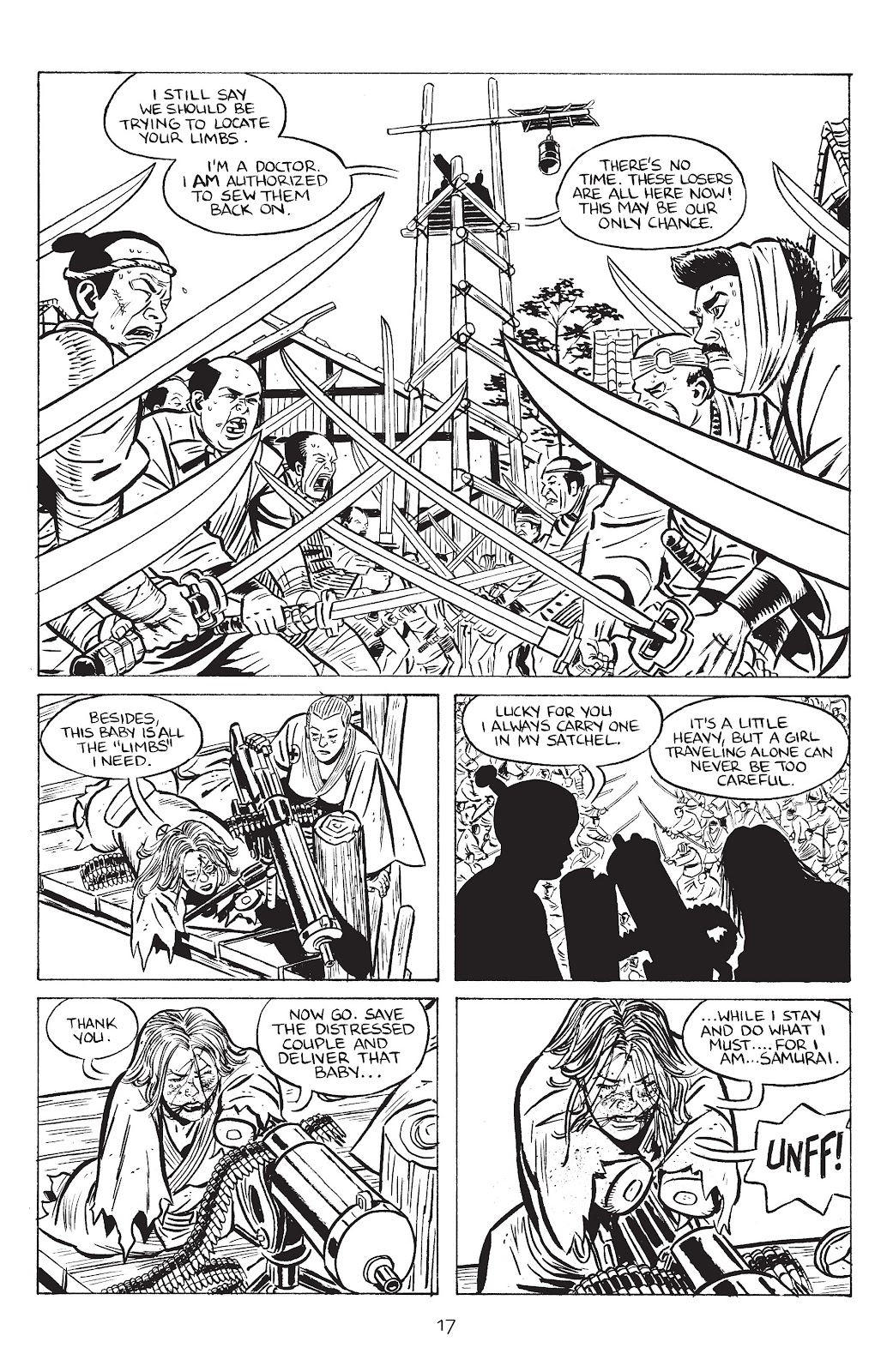 Stray Bullets Issue #39 #39 - English 19