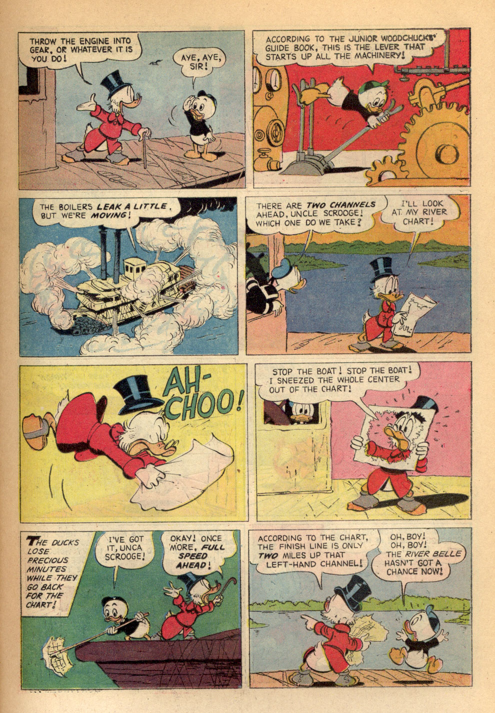 Uncle Scrooge (1953) Issue #72 #72 - English 15