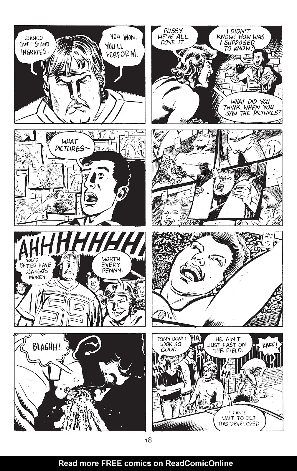 Stray Bullets Issue #35 #35 - English 20