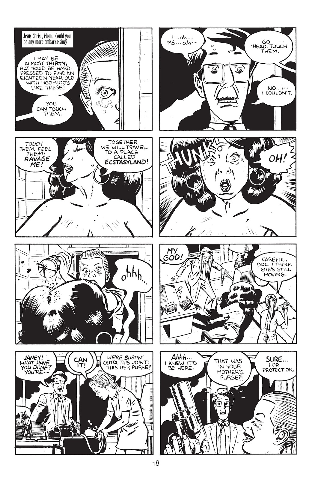 Stray Bullets Issue #26 #26 - English 20