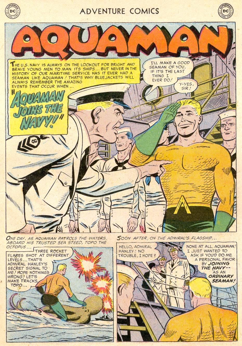 Read online Adventure Comics (1938) comic -  Issue #232 - 17
