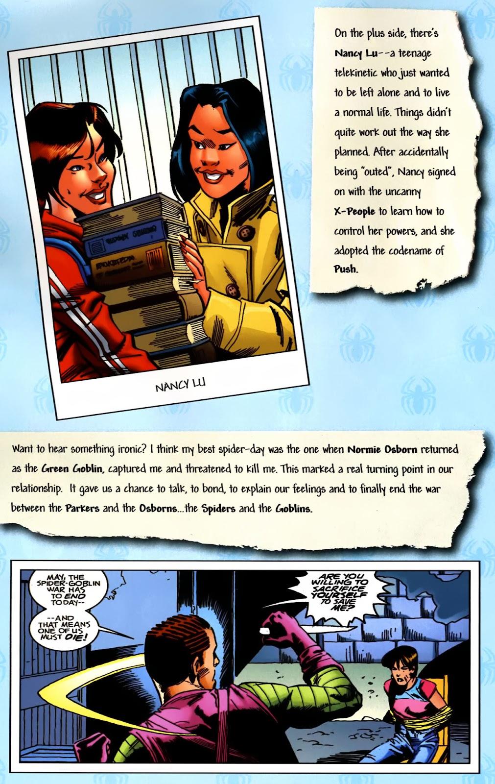 Amazing Spider-Girl Issue #0 #1 - English 14