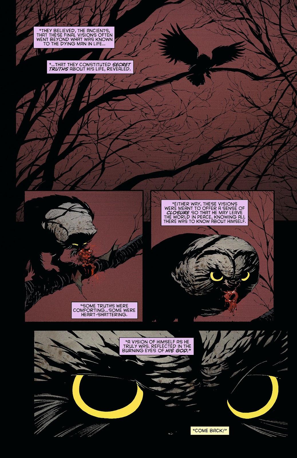 Batman (2011) Issue #7 #22 - English 7