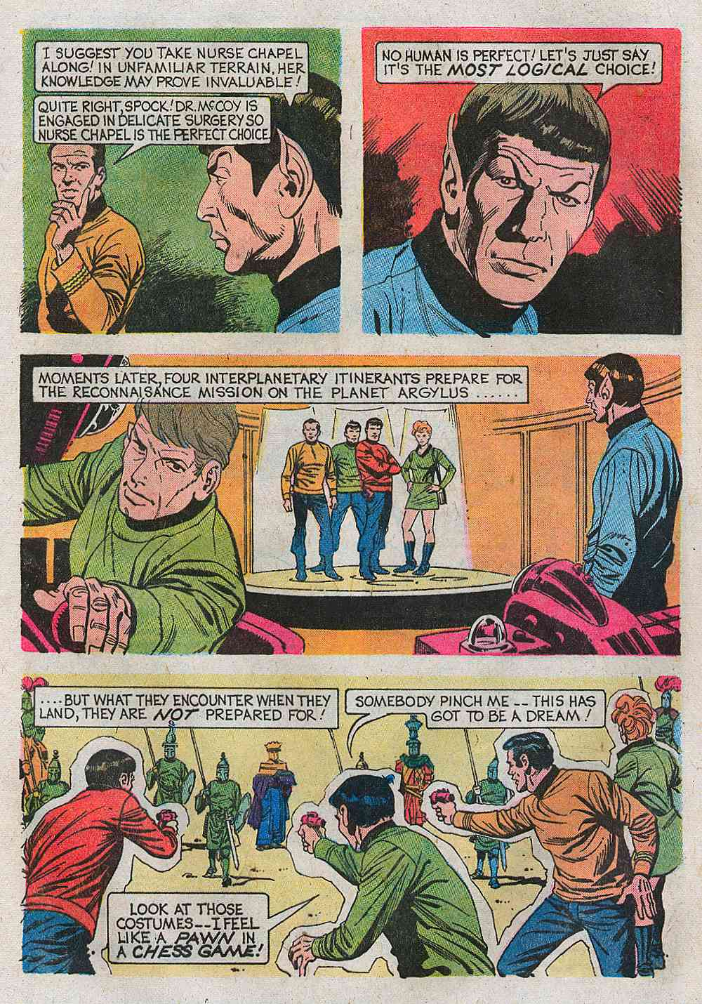 Star Trek (1967) Issue #23 #23 - English 4