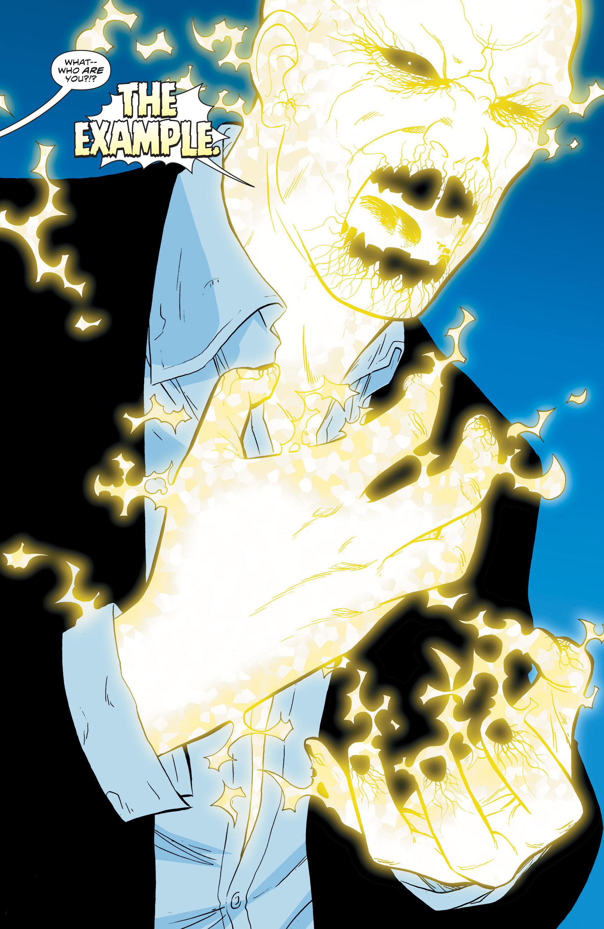Read online Secret Identities comic -  Issue #3 - 3